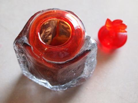 手元供養ガラス骨壷(骨壺)  [暁一番]のイメージ画像04