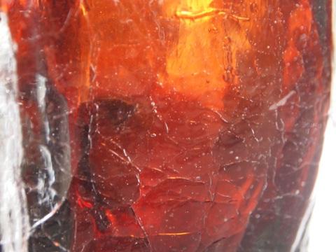 手元供養ガラス骨壷(骨壺)  [暁一番]のイメージ画像03