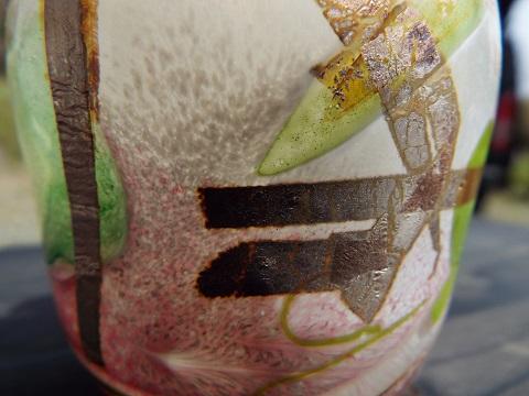 手元供養ガラス骨壷(骨壺)  [七五三]のイメージ画像03
